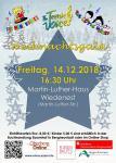 Weihnachtsgala der Mini, Little und Teenie Voices am 14.12.2018