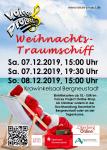 Weihnachtskonzert - 08.12.2019, 15:00 Uhr Sitzplatz-Erwachsene