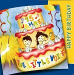 The Little Voices - Happy Birthday - CD