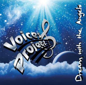 The Voices Project - Dream with the Angels - CD