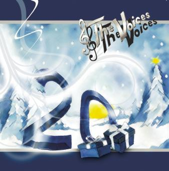 The Voices - 20 Jahre - CD